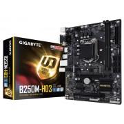 Gigabyte GA-B250M-HD3 Intel B250 LGA 1151 (Socket H4) microATX motherboard