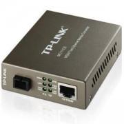 Медиен конвертор RJ-45 to SC fiber Converter TP-Link MC111CS, MC111CS_VZ