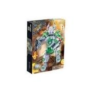 Robô Fighter Verde 215 Peças Banbao