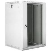 """Cabinet metalic Lanberg WF01-6618-10S, 19"""", 18U, 600 x 600"""