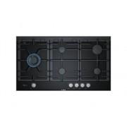 Bosch Placa de Gas BOSCH PRS9A6D70 (Gas Natural - 91.6 cm - Negro)