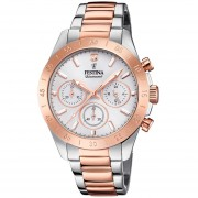 Reloj F20398/1 Plateado Festina Mujer Boyfriend Collection Festina