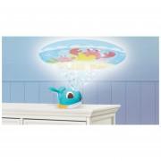 Codi, el proyector tranquilizador- tiny love - azul ballena
