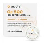 Enecta Cristaux de CBG 99% (Cannabigerol) 500 mg (ENECTA)