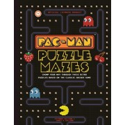 PAC-MAN Puzzle Mazes. Chomp your way through these retro puzzles based on the classic arcade game, Paperback/***