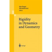 Rigidity in Dynamics and Geometry - Contributions from the Programme Ergodic Theory, Geometric Rigidity and Number Theory, Isaac Newton Institute for (9783540432432)