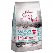 Purizon 12kg Adult Single Meat Salmon 6 Spinach Purizon hundfoder