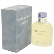 Light Blue by Dolce & Gabbana Eau De Toilette Spray 4.2 oz