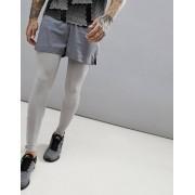 ASOS 4505 Training Shorts In Short Length In Grey - Grey