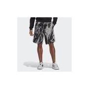 Shorts Estampa Corrida Core Homem M adidas