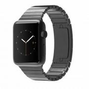 Tech-Protect Linkband 42/44mm Apple Watch fém szíj (fekete)
