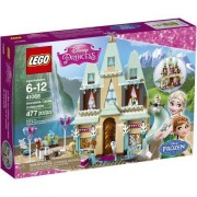LEGO Disney Princess Arendelle Castle Celebration with Elsa and Anna Mini-Doll Figures with Outfits from Frozen Fever