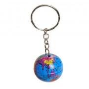 - Travel Gadget Sleutelhanger Wereldbol