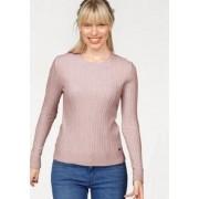 Superdry Damen Pullover LUXE MINI rosa