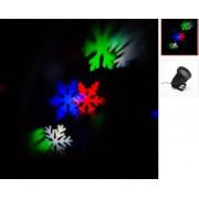 Karácsonyi fényeffekt Projektor, Hull a hó KDP 203