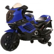 Oh Baby Baby Battery Operated ZMR Model Bike BLUE Color With Musical Sound For Your Kids SE-BOB-27