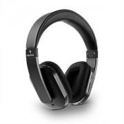 auna Elegance ANC, fülhallgató bluetooth és NFC csatlakozással, handsfree, elnyomja a környező zajokat, fekete (BTF8-Elegance ANC BL)