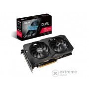 Asus PCIe AMD RX 5500 XT 8GB GDDR6 grafička kartica - DUAL-RX5500XT-O8G-EVO
