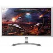 """LG 27UD59-W 27"""""""" 4K Ultra HD IPS Plata, Color blanco pantalla para PC LED display"""