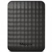 Външен диск Seagate Maxtor M3 Portable 500GB 2.5 HDD USB 3.0 STSHX-M500TCBM, SEAG-HDD-M500TCBM-500GB