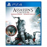 Ps4 Juego Assassin's Creed Iii Remastered