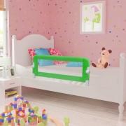 Sonata Ограничители за бебешко легло, 2 бр, зелени, 102x42 см