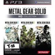 Metal Gear Solid Hd Collection - Ps3 - Unissex