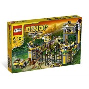 LEGO Dino Defense HQ 5887