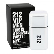 Carolina Herrera 212 VIP Men eau de toilette 50 ml Uomo