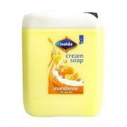 Mýdlo tekuté krémové husté ISOLDA 5l mandarinka