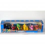Paw Patrol Paquete De 6 Figuras
