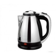 Mezire ™SC-1838 Pour Over Drip Coffee and Tea, ater Boiler Cordless Stainless Steel Tea Heater with Auto Shut Off & Boil Dry Protection™ Electric Kettle (1.8 L, Silver) Electric Kettle(1.8 L, Silver)