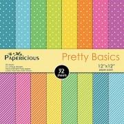 Papericious-Pretty Basics
