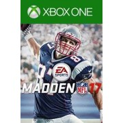 EA Madden NFL 17 Xbox One
