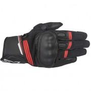 Alpinestars Guanti Moto Booster Black Red Cod. 3566917