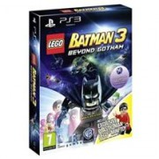 Lego Batman 3 Beyond Gotham Toy Edition Ps3 + Dlc Rainbow Character