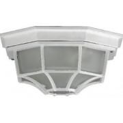 Kültéri mennyezeti lámpa 26x26cm fehér Milano 8336 Rábalux