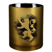 Insight Editions Game of Thrones Glass Candle House Lannister 8 x 9 cm