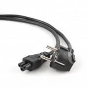 Cablu alimentare notebook 3 contacte, Cablexpert PC-186-ML12 - 1.8m