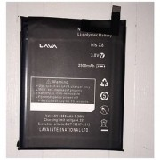Lava Iris X8 2500 mAh Non-Removable Mobile Battery