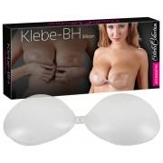 Cottelli - Pánt nélküli, szilikon melltartó (áttetsző)