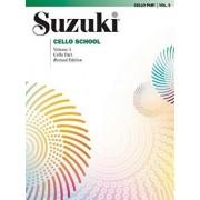 Suzuki Cello School, Vol 5: Cello Part, Paperback/Alfred Music