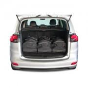 Opel Zafira Tourer C 2011-present Car-Bags Travel Bags