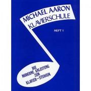 Warner Aaron Klavierschule Bd.1 Lehrbuch
