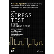 The Stress Test Every Business Needs: A Capital Agenda for Confidently Facing Digital Disruption, Difficult Investors, Recessions and Geopolitical Thr, Hardcover/Jeffrey R. Greene