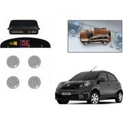 Kunjzone Car Parking Sensor For Nissan Micra Active
