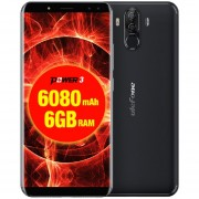 Ulefone Power 3 Face ID 4G Teléfono Móvil 18:9 6.0-Bisel Sin Marco FHD