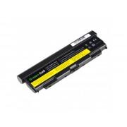 Lenovo Thinkpad L440, T440, T540 Laptop akkumulátor - 6600mAh (11.1V Fekete)