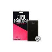 Capa Protetora Preta Para Sony Xperia M2 - Underbody