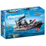 Комплект Плеймобил 9362 - Playmobil - Лодка на специалните части, 2900431